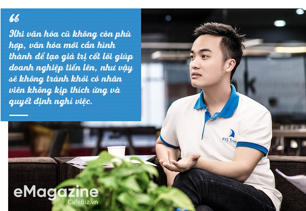 CEO PYS Travel: Cả công ty du lịch ba lần một năm là bí quyết thành công của chúng tôi - Ảnh 9.