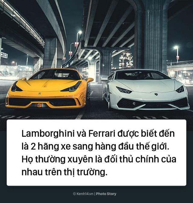 Ông chủ Lamborghini thành lập hãng xe xế hộp chỉ vì... tự ái với Ferrari - Ảnh 1.
