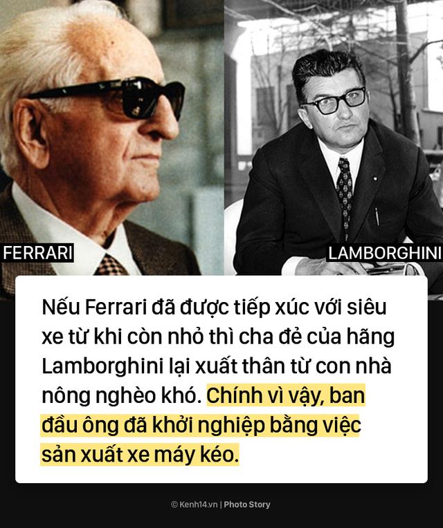 Ông chủ Lamborghini thành lập hãng xe xế hộp chỉ vì... tự ái với Ferrari - Ảnh 2.