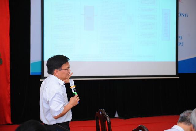 TS. Nguyễn Đình Cung: Vẫn còn những cơ chế xua đuổi khoa học công nghệ ra khỏi nền kinh tế! - Ảnh 1.