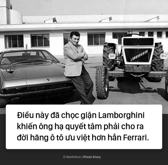 Ông chủ Lamborghini thành lập hãng xe xế hộp chỉ vì... tự ái với Ferrari - Ảnh 6.