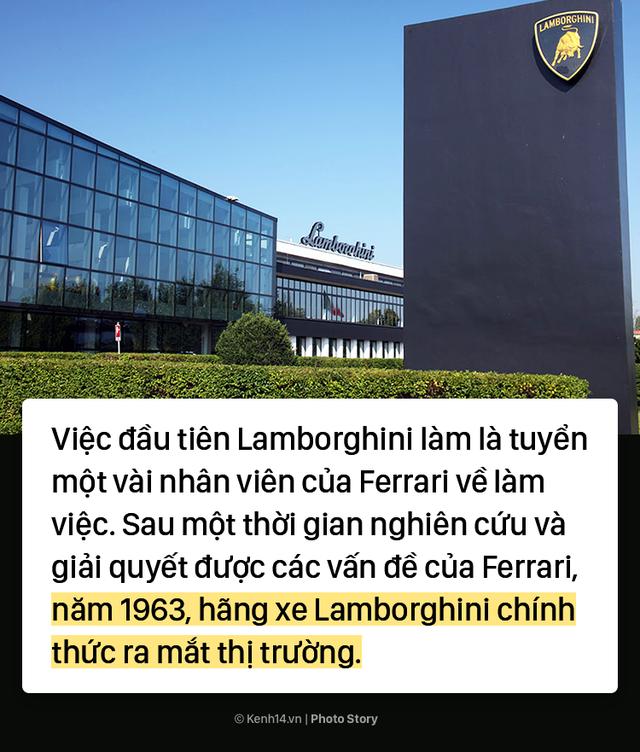 Ông chủ Lamborghini thành lập hãng xe xế hộp chỉ vì... tự ái với Ferrari - Ảnh 7.