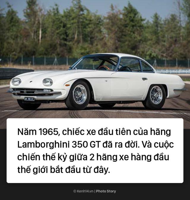 Ông chủ Lamborghini thành lập hãng xe xế hộp chỉ vì... tự ái với Ferrari - Ảnh 8.