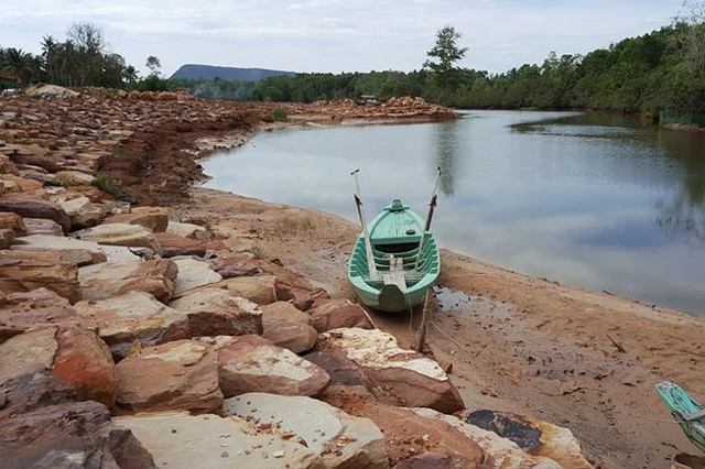 Phú Quốc sau đất đai bị băm nát đến lượt các sông bị bức tử - Ảnh 11.