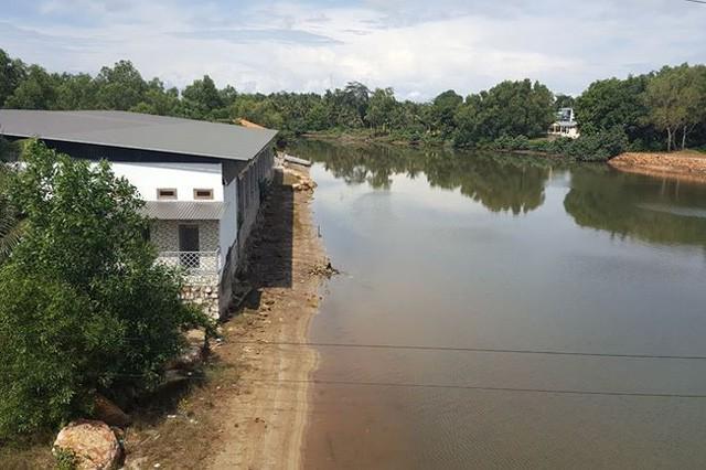 Phú Quốc sau đất đai bị băm nát đến lượt các sông bị bức tử - Ảnh 7.