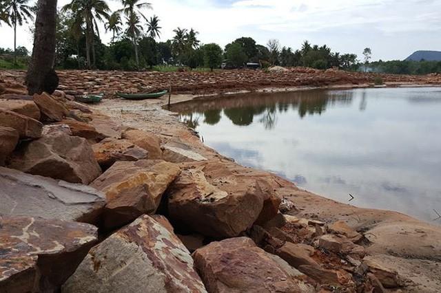 Phú Quốc sau đất đai bị băm nát đến lượt các sông bị bức tử - Ảnh 9.