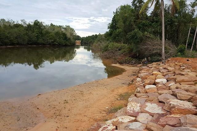 Phú Quốc sau đất đai bị băm nát đến lượt các sông bị bức tử - Ảnh 10.