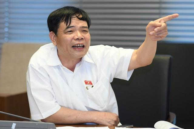 Bộ trưởng Nguyễn Xuân Cường: Bộ Tài nguyên và Môi trường đang quy định chuẩn nước thải chăn nuôi ở mức người cũng có thể tắm được 1