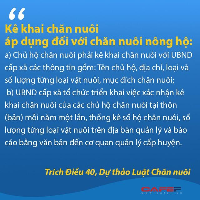Bộ trưởng Nguyễn Xuân Cường: Bộ Tài nguyên và Môi trường đang quy định chuẩn nước thải chăn nuôi ở mức người cũng có thể tắm được 2