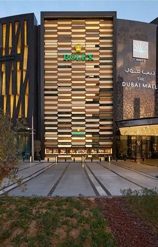 Khám phá cửa hàng Rolex lớn nhất thế giới ở Dubai - Ảnh 1.
