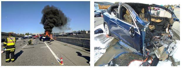 [Video] Nhân viên của Tesla không thèm nhìn đường khi thử nghiệm chế độ tự lái của mẫu xe Model S trên đường cao tốc - Ảnh 2.