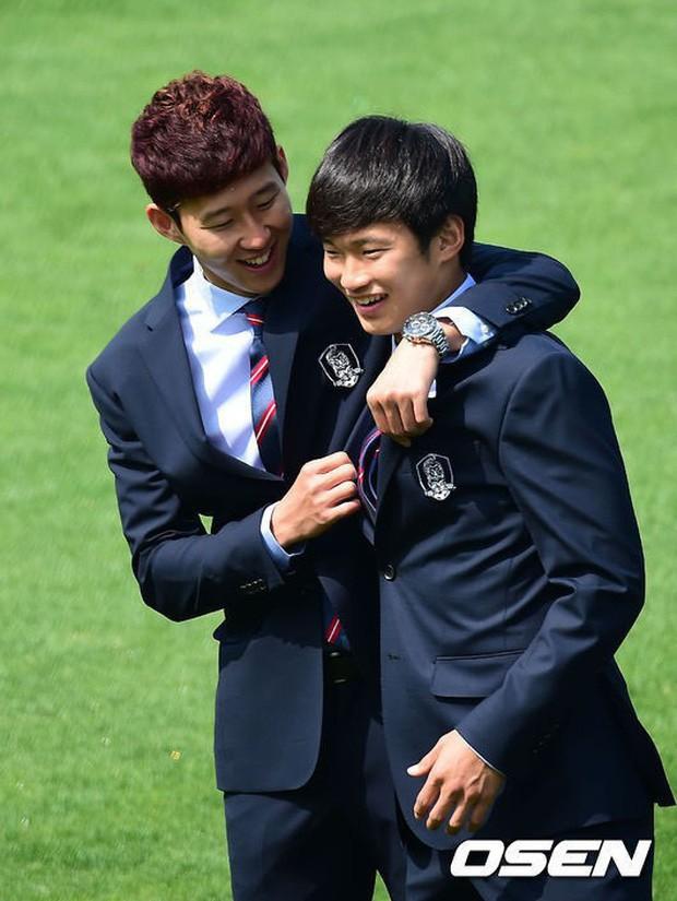 """Son Heung-min: Cậu bé nhút nhát, tay chơi """"sát gái"""" và niềm hy vọng của Hàn Quốc ở World Cup 2018 - Ảnh 4."""