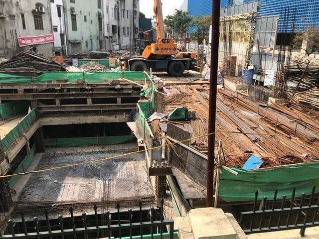 Quận trung tâm Hà Nội bùng phát nhà sai phép kiểu mới - Ảnh 4.
