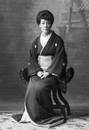 Cuộc đời người phụ nữ Nhật Bản đầu tiên có bằng đại học: Bị gia đình từ bỏ, cuối cùng còn chết trong cô đơn - Ảnh 8.
