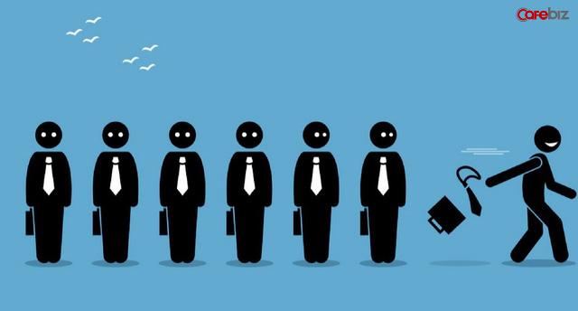 Công việc nhàm chán, bị sếp la mắng, muốn tìm mức lương cao hơn, khao khát sống tự do: NGHỈ VIỆC không phải phép thử hay phút bốc đồng tùy tiện! - Ảnh 2.