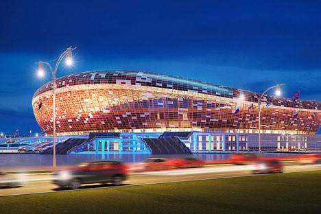 Khám phá ngay vẻ đẹp như tranh của 11 thành phố Nga sẽ tổ chức đá World Cup năm nay! - Ảnh 29.