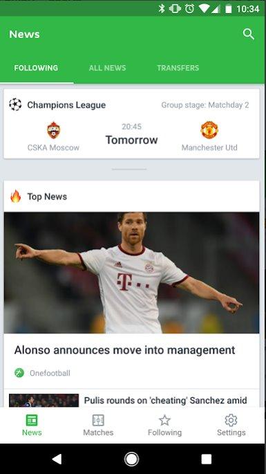 10 ứng dụng miễn phí tốt nhất xem World Cup 2018 trên điện thoại iPhone và Android - Ảnh 1.