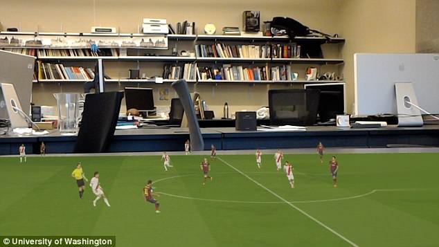 Cả thế giới sẽ cảm thấy rất phấn khích nếu được xem World Cup bằng công nghệ này - Ảnh 1.