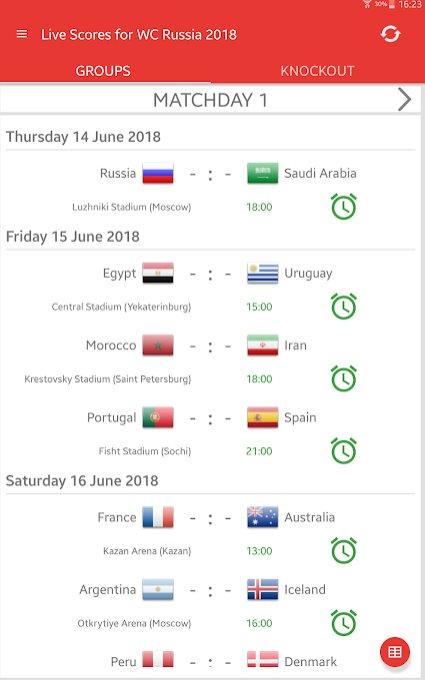 10 ứng dụng miễn phí tốt nhất xem World Cup 2018 trên điện thoại iPhone và Android - Ảnh 12.