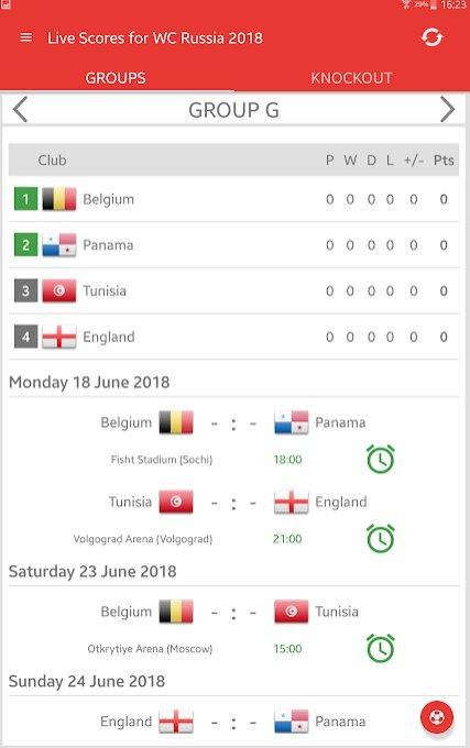 10 ứng dụng miễn phí tốt nhất xem World Cup 2018 trên điện thoại iPhone và Android - Ảnh 13.