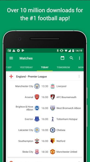 10 ứng dụng miễn phí tốt nhất xem World Cup 2018 trên điện thoại iPhone và Android - Ảnh 16.