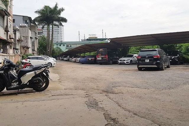 10.000 m2 đất vàng dự án bãi xe ngầm thành bãi xe lậu - Ảnh 3.