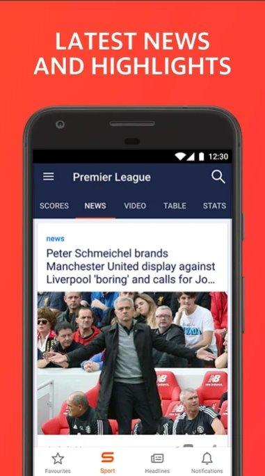 10 ứng dụng miễn phí tốt nhất xem World Cup 2018 trên điện thoại iPhone và Android - Ảnh 5.