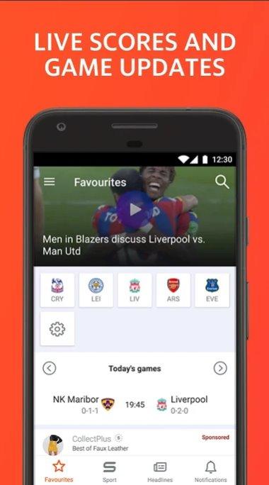 10 ứng dụng miễn phí tốt nhất xem World Cup 2018 trên điện thoại iPhone và Android - Ảnh 6.