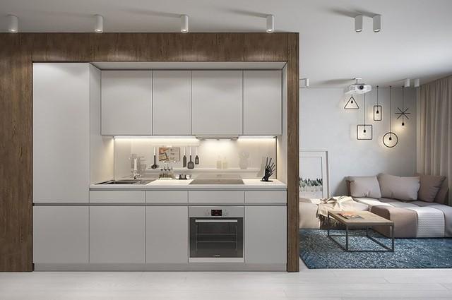 Căn hộ 30 m2 sử dụng nội thất sáng tạo - Ảnh 6.