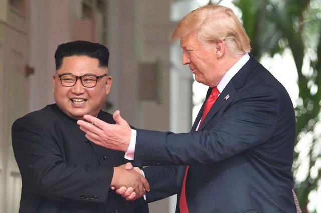 Na Uy đề cử ông Trump cho giải Nobel Hòa bình - Ảnh 1.