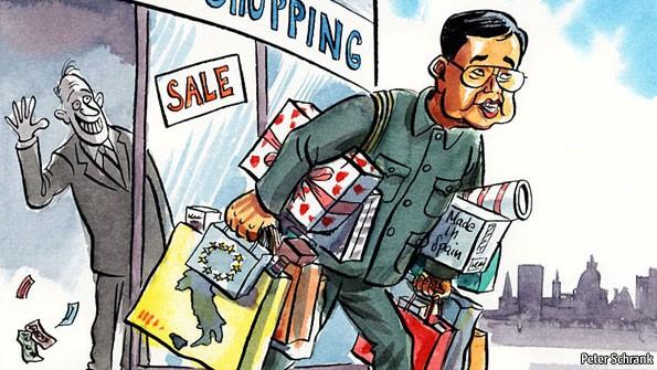 Để vươn tới đỉnh cao công nghệ, Trung Quốc định thôn tính cả lĩnh vực mà người Đức giỏi nhất - Ảnh 1.