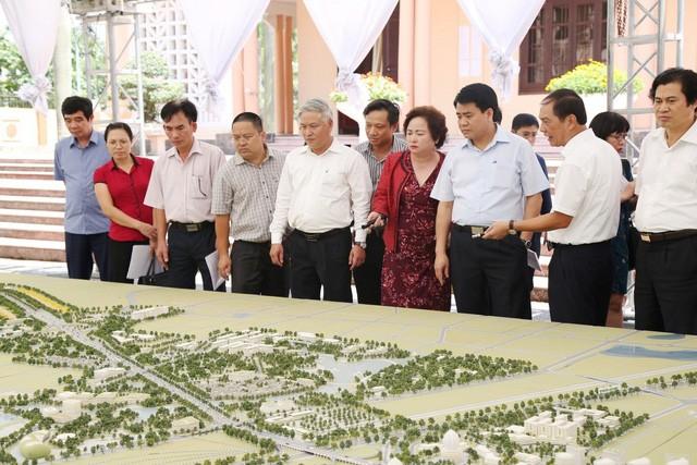 Cận cảnh về siêu đô thị thông minh hơn 4 tỷ USD Nhật Tân – Nội Bài trong tương lai - Ảnh 2.