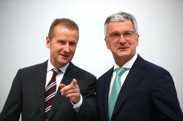 Nóng: CEO đương nhiệm Audi bất ngờ bị bắt giữ 2