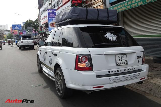 Bộ 3 Range Rover Sport Supercharged của ông chủ Trung Nguyên được chăm sóc trước hành trình siêu xe đình đám - Ảnh 6.