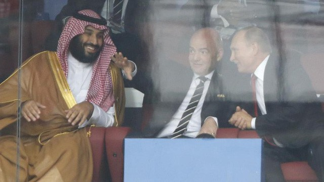 đầu tư giá trị - photo 1 15295440752591092174786 - Ông Putin vẫn 'thắng đậm' về ngoại giao, dù World Cup 2018 vắng bóng lãnh đạo phương Tây