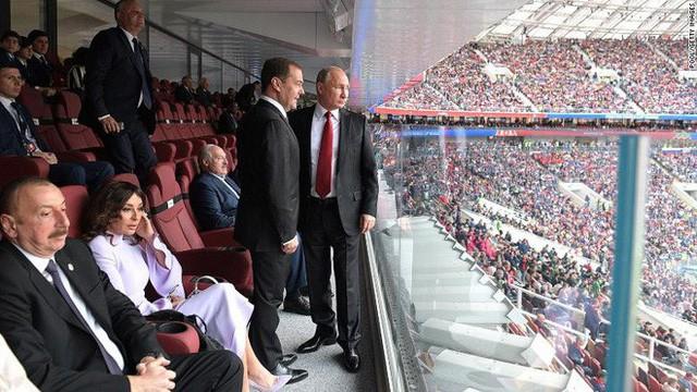 đầu tư giá trị - photo 1 15295440762371827414767 - Ông Putin vẫn 'thắng đậm' về ngoại giao, dù World Cup 2018 vắng bóng lãnh đạo phương Tây