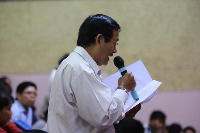 Bí thư Nguyễn Thiện Nhân: Chúng tôi không gạt bà con đâu - Ảnh 2.