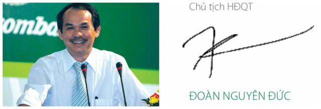 Điểm đặc biệt trong chữ ký đáng giá nghìn tỷ của các doanh nhân quyền lực trên thương trường Việt - Ảnh 2.