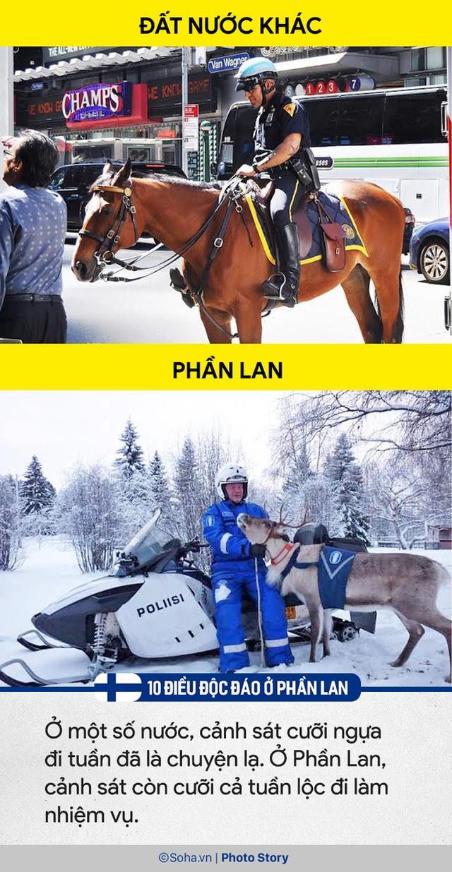 10 điều độc đáo ở Phần Lan, điều thứ 4 là mơ ước của dân văn phòng trên khắp thế giới - Ảnh 6.