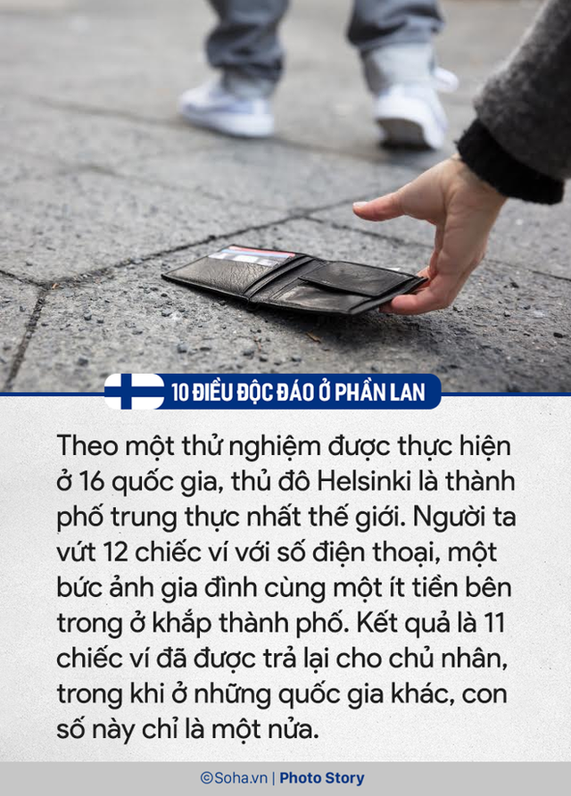 10 điều độc đáo ở Phần Lan, điều thứ 4 là mơ ước của dân văn phòng trên khắp thế giới - Ảnh 10.