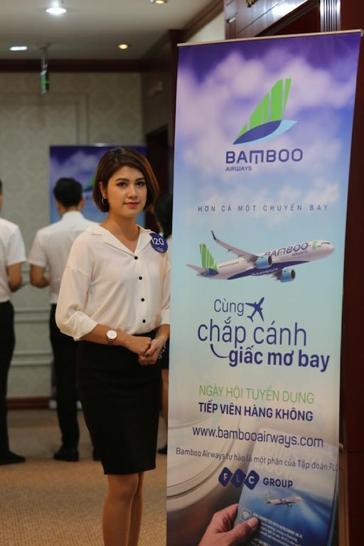 Bamboo Airways đã tuyển được 13 tiếp viên trưởng và 34 tiếp viên - Ảnh 3.