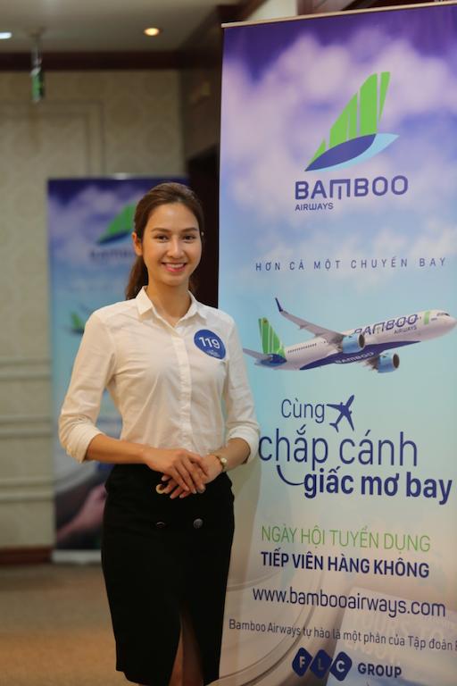 Bamboo Airways đã tuyển được 13 tiếp viên trưởng và 34 tiếp viên - Ảnh 4.