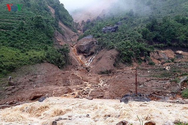 Ảnh: Mưa lớn và lũ quét gây thiệt hại lớn cho Lai Châu - Ảnh 1.