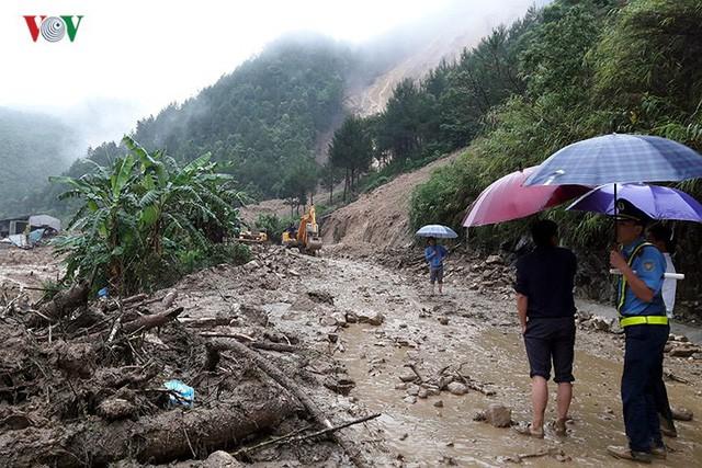 Ảnh: Mưa lớn và lũ quét gây thiệt hại lớn cho Lai Châu - Ảnh 14.