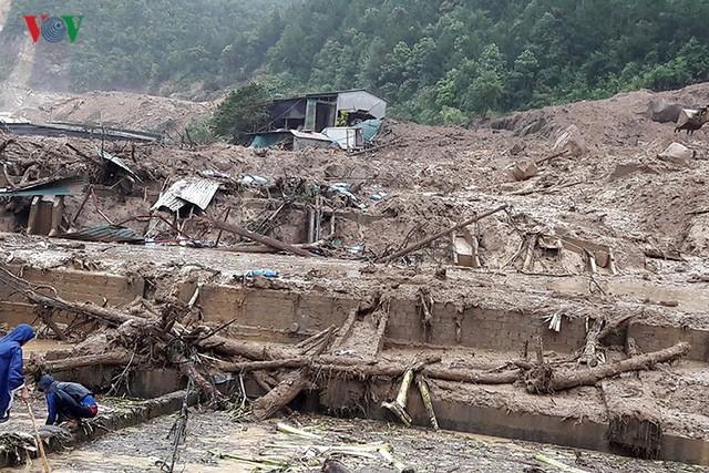 Ảnh: Mưa lớn và lũ quét gây thiệt hại lớn cho Lai Châu - Ảnh 5.