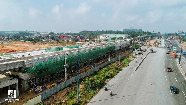 Những hình ảnh mới nhất về Dự án Bến xe miền Đông mới 4.000 tỷ đồng làm mãi không xong  - Ảnh 7.