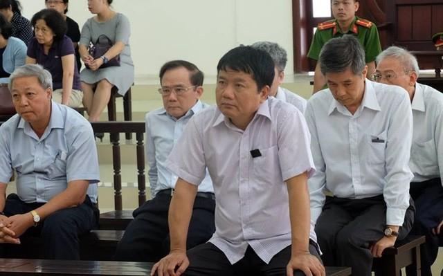 Ông Đinh La Thăng không được giảm án - Ảnh 1.