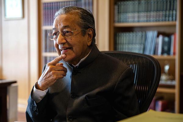 """Jack Ma tiết lộ nguồn cảm hứng để thành công với Alibaba là từ Mahathir Mohamad – """"ông già gân"""" khiến Malaysia lột xác - Ảnh 1."""