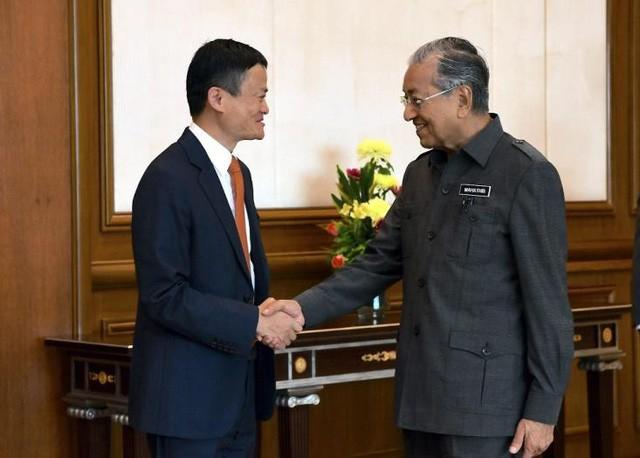 """Jack Ma tiết lộ nguồn cảm hứng để thành công với Alibaba là từ Mahathir Mohamad – """"ông già gân"""" khiến Malaysia lột xác - Ảnh 2."""