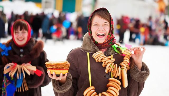 Nước Nga có một loại bánh nhìn quen mắt nhưng rất lạ và hấp dẫn với vô vàn loại nhân - Ảnh 13.